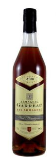 Grand Bas Armagnac - Chäteau Garreau - Millésime 1900 -  Flacon Exaltation -  Bouteille Exception  70 cl