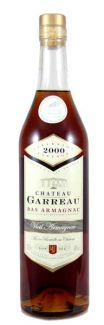 Grand Bas Armagnac - Chäteau Garreau - Millésime 2000-  Flacon Sensation -  Bouteille Exception  70 cl