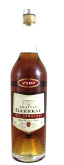 Grand Bas Armagnac - Chäteau Garreau - VSOP - Flacon Invitation -  Bouteille Exception  70 cl