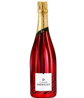 Champagne Gremillet - Editions spéciales -Red & Gold - Brut - Red - 75 cl