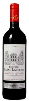 Château Franc Lartigue 2014- Saint-Emilion Grand Cru rouge - 75 cl