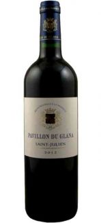 Pavillon du Glanna 2017   Second vin du château Glana - Saint-Julien - 75 cl( Vendu x 6)